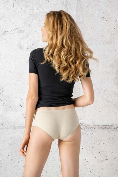 Thermoactive Women's Briefs Beige - IXB-11
