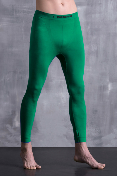 Thermo leggings Men Green - GMN-40