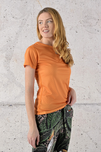 T-shirt Orange Mirage - TSF-11X3