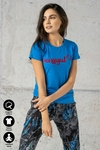 Ecocotton Blue T-shirt - ITC-50NG