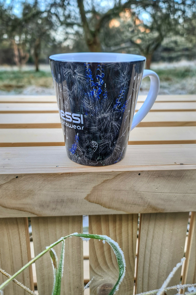 Nessi Mug Pine Blue - KU-12L3