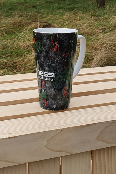 Nessi Mug Pine Red - KU-12L2 XL