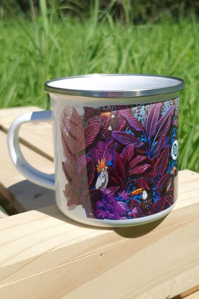 Cup Nessi Selva Blue - KEL-11T3