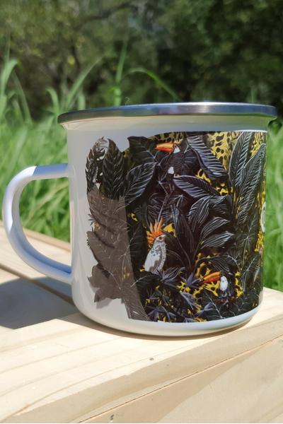Cup Nessi Selva Yellow - KEL-11T2
