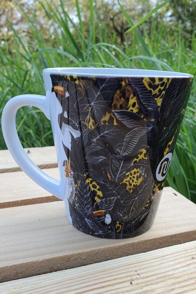Nessi Mug Selva Yellow - KU-11T2