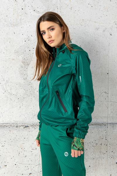 Membrane Jacket Green Mirage - KKD-11X5