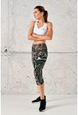Fitness Leggings 3/4 Selva Sand Limited - OSTF-11T1 - packshot