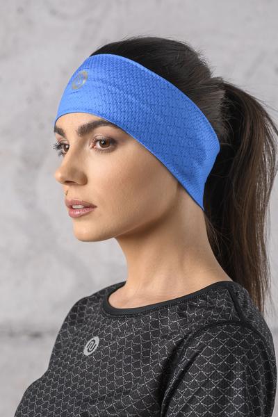 Ultra Headband Blue Mirage - AOL-13X5