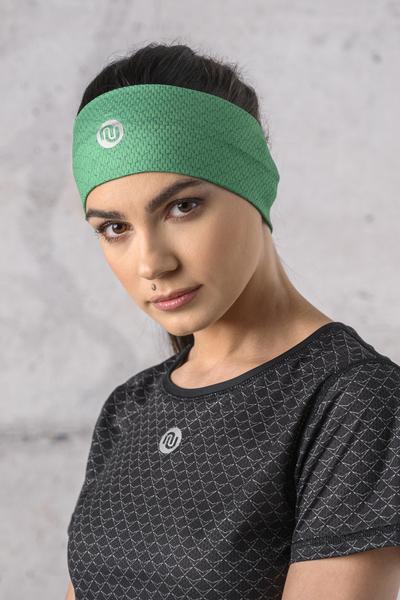 Ultra Headband Green Mirage - AOL-13X7