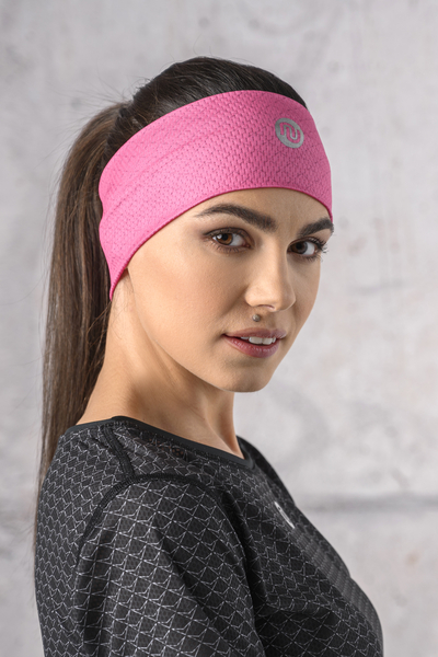 Ultra Headband Pink Mirage - AOL-13X2