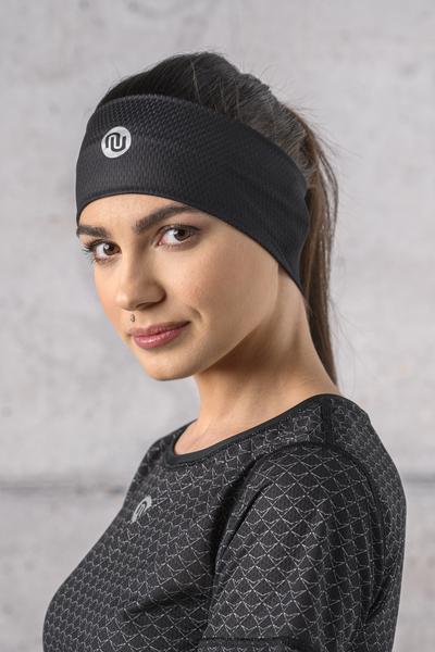 Ultra Headband Total Black - AOL-90
