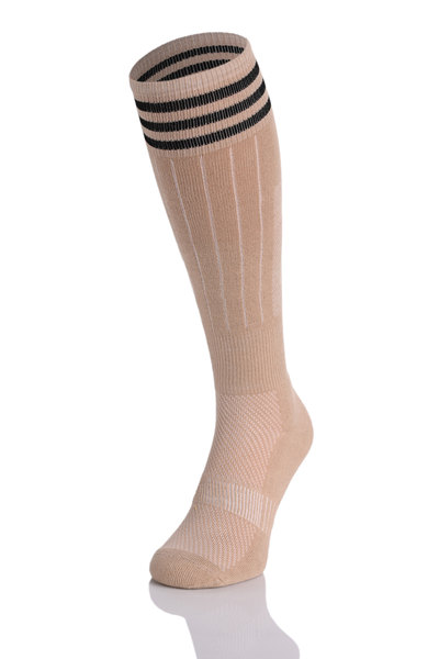 Cotton knee-high socks - 11-P