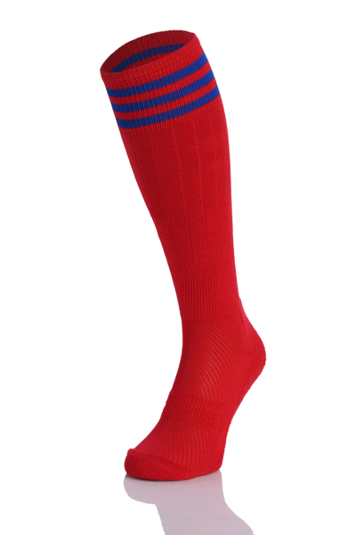 Cotton knee-high socks - 14-P