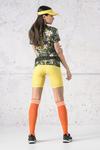 Cotton knee-high socks - 13B-P