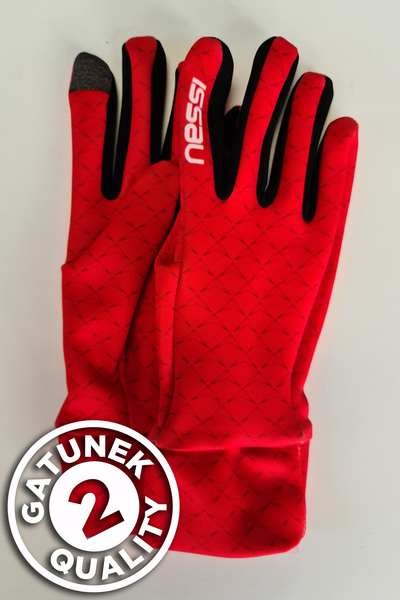 Gloves PRO Red Mirage - AR-11X4
