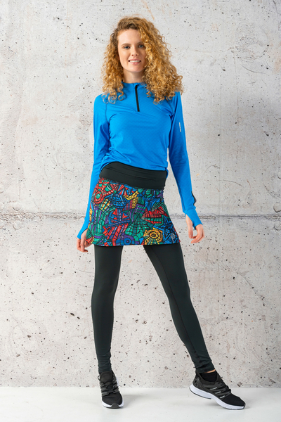 Skirt Thermo Mosaic Lumo - SRPA-12M4