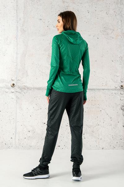 Light Sweatpants Shiny 2 Black - SCCN-1290T