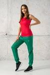 Light Sweatpants Shiny 2 Green - SCCN-1250T