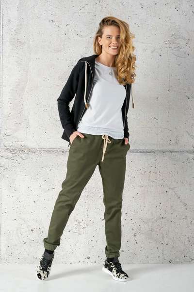 Jogger pants Olive - SJOG-49