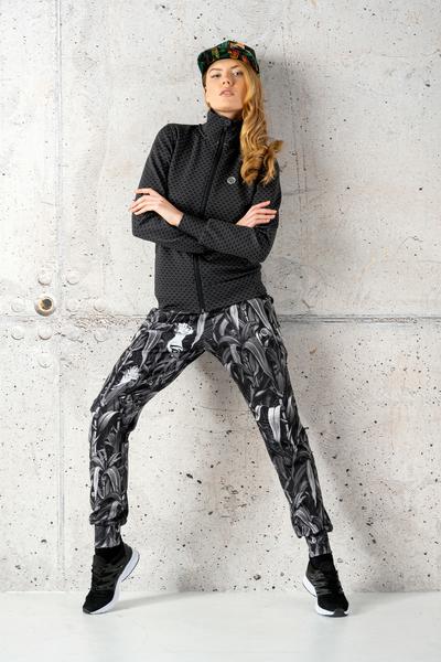 Loose trousers Black Corn - SDWN-12C9