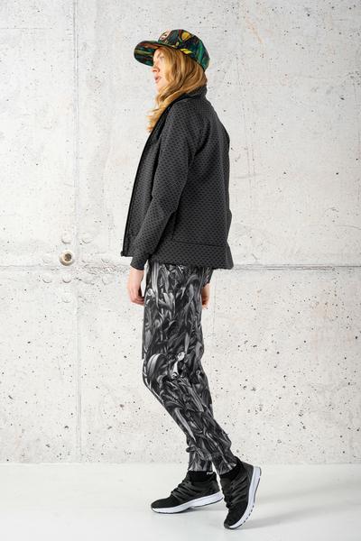Loose Sweatpants Black Corn - SDWN-12C9