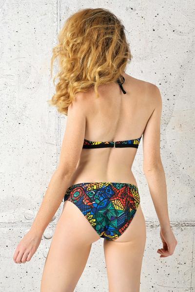 Bikini Bra Mosaic Lumo - SJ2S-12M4