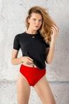 Women's thongs Red - SXD-20