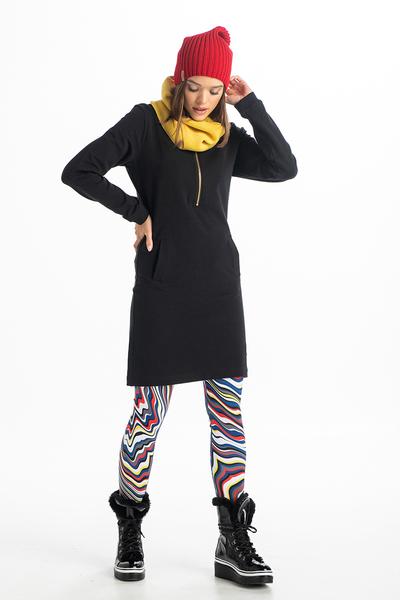 Sukienka Gina Black - OSGI-90