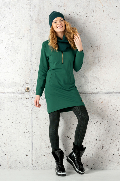 Dress Gina Green - OSGI-40