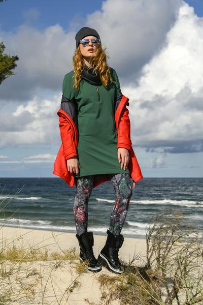Kleid Gina Green - OSGI-40