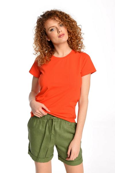 Linen Shorts Bajo Green II Quality - ILB-40-G2