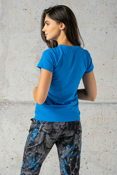 Ecocotton Blue T-shirt - ITC-50NG