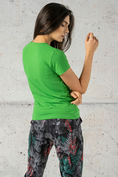 Ecocotton Green T-shirt - ITC-40NG