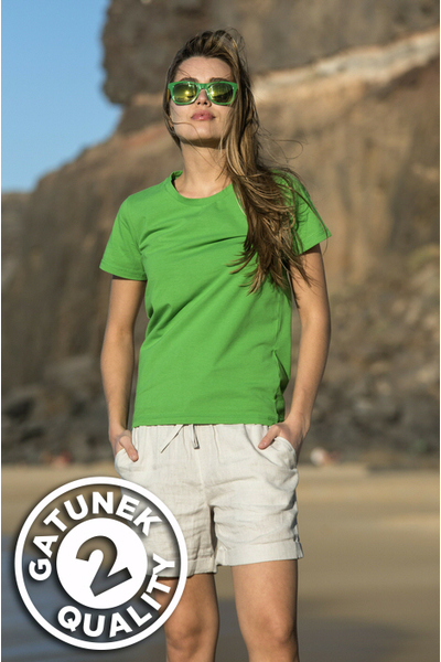 T-shirt Green II Quality - ITC-40-G2