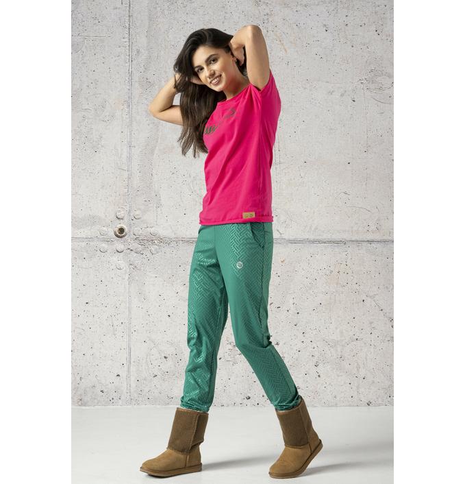Ecocotton Loose Pink T-shirt - ITB-30NG - packshot