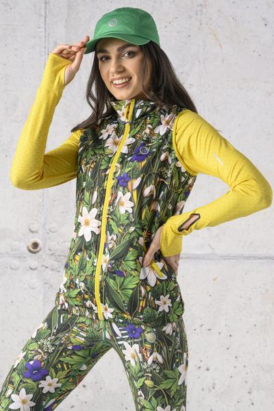 Ladies' sleeveless jacket - HBD-13W1