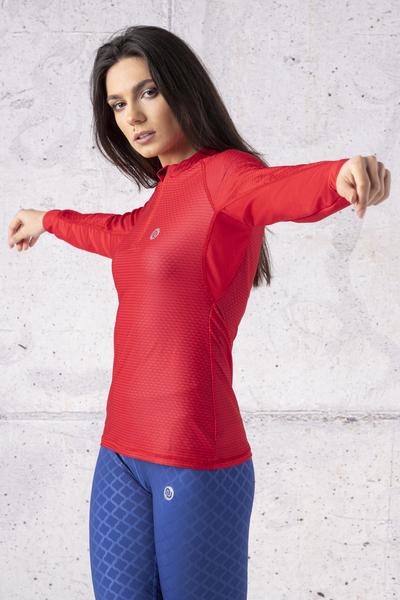 Training sweatshirt Zip - KLC-04