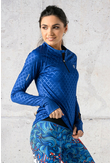 Training sweatshirt Zip - LBKZ-1180T - packshot