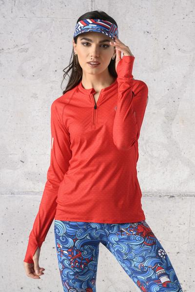 Training sweatshirt Zip - LBKZ-11X4