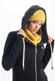 Komin Merino Jane Yellow ISE-10 - packshot