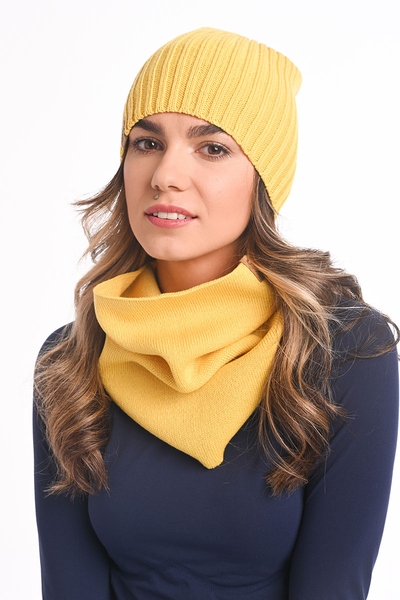 Komin Merino Yellow ISE-10