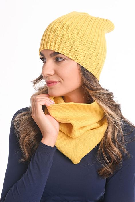 Komin Merino Yellow ISE-10 - packshot