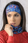 Summer Breathable Neck Warmer - ABL-13F1