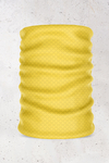 Summer Breathable Neck Warmer Yellow Mirage - ABL-11X1