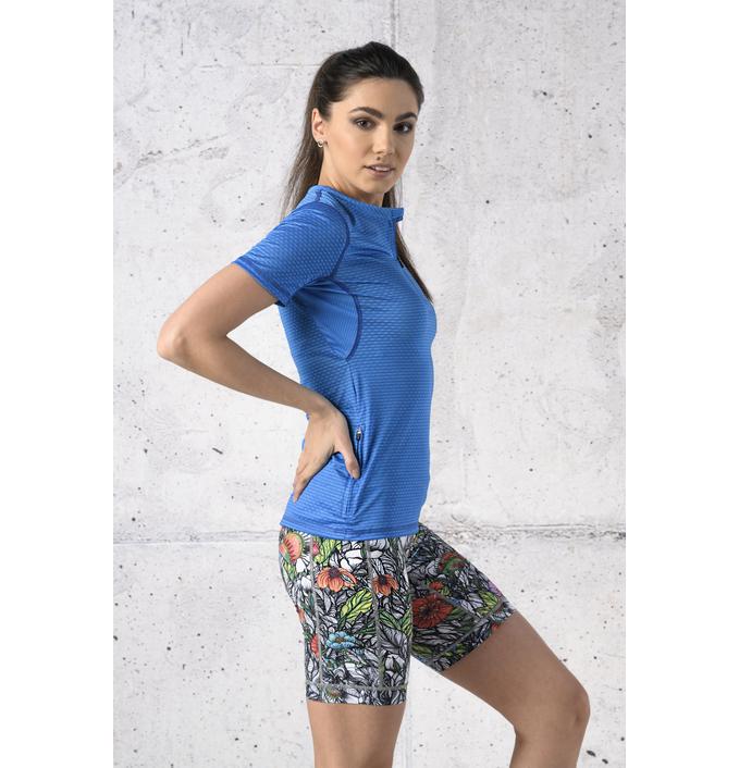 T-shirt Zip Karbon - KBC-05 - packshot