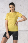 T-shirt Zip Karbon - KBC-11