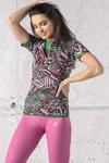T-shirt Zip Karbon - KBC-13S2