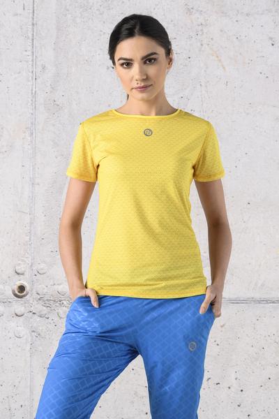 Koszulka Classic Yellow Mirage - TSF-11X1