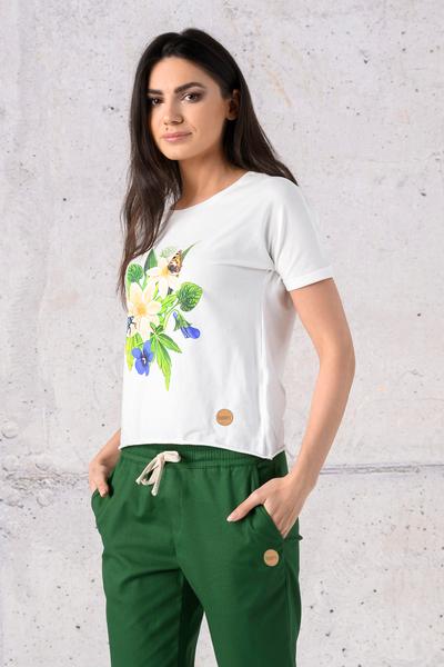 T-shirt Petite White - IYB-00KW