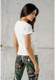 Ecocotton White T-shirt - ITC-00NG2 - packshot